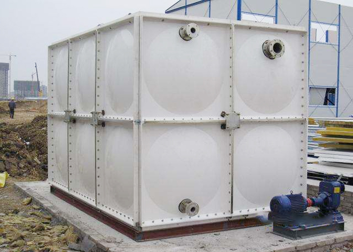 SMC玻璃钢水箱厂家介绍玻璃钢水箱的消毒办法介绍!