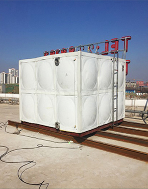 山东玻璃钢水箱