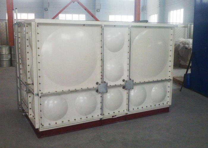 玻璃钢水箱清洗需求的五大注意事项!