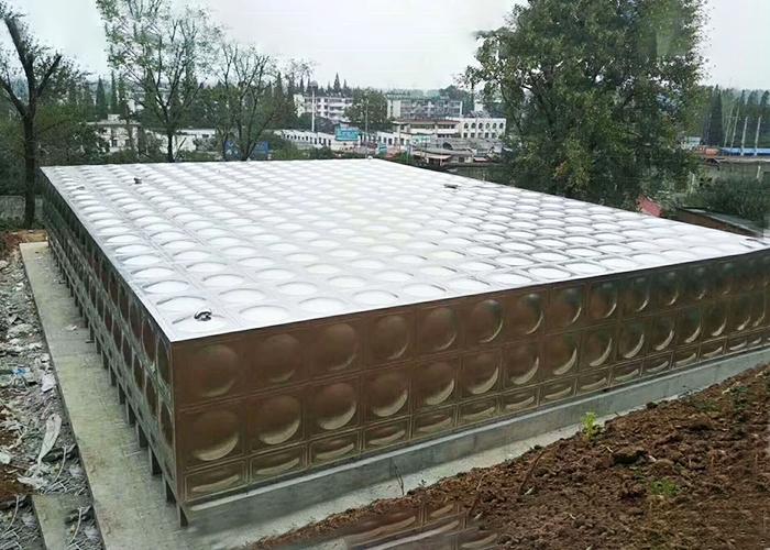 新疆不锈钢焊接水箱