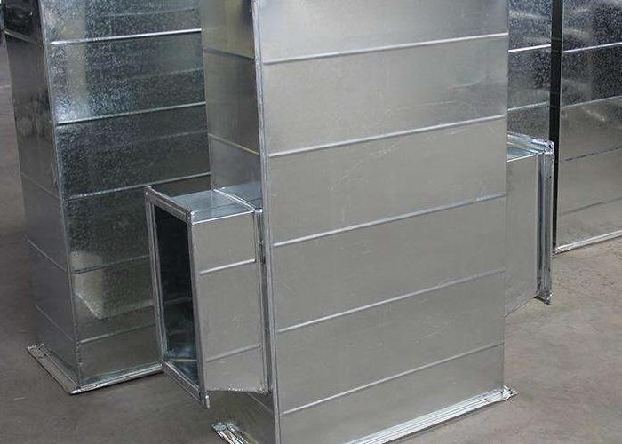 北京镀锌钢板风管
