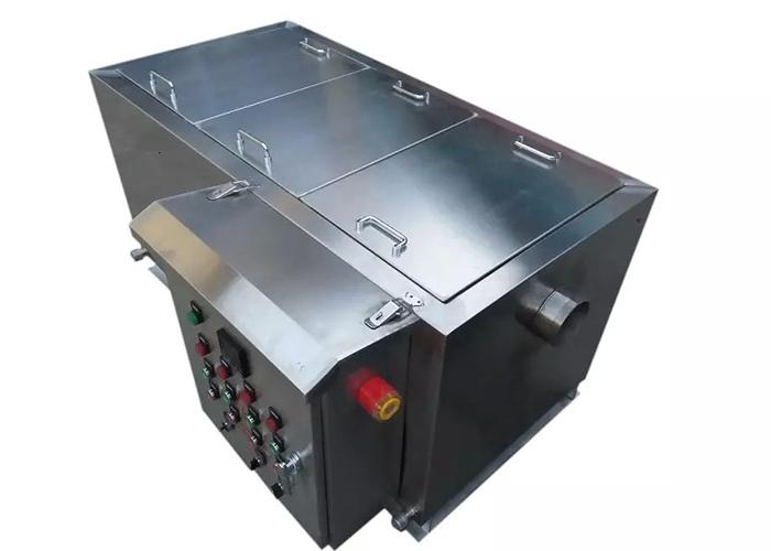 不锈钢隔油池安装