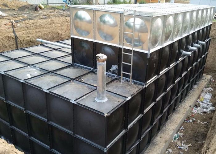 新疆BDF地埋式水箱