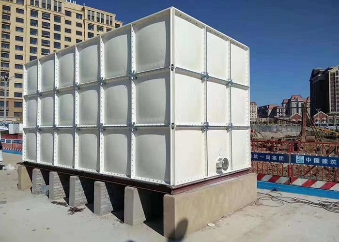 新疆SMC玻璃钢水箱