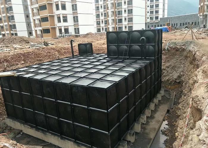 BDF地埋式组合水箱